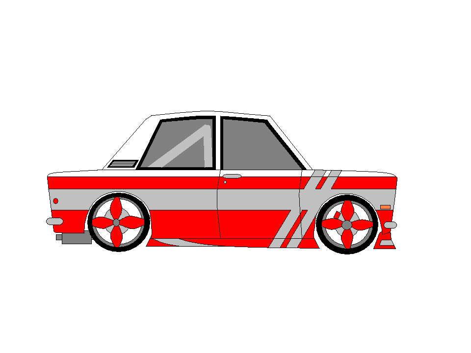 Datsun 510 #5