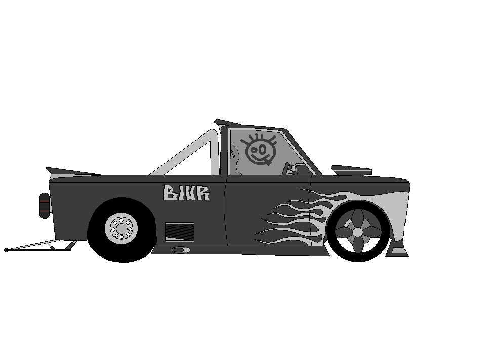 Datsun Truck #1
