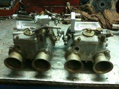 egine and engine bay rebuilt