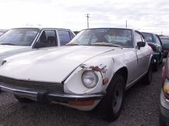 Arizona rust free Datsun 260Z