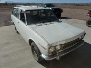 68' Wagon