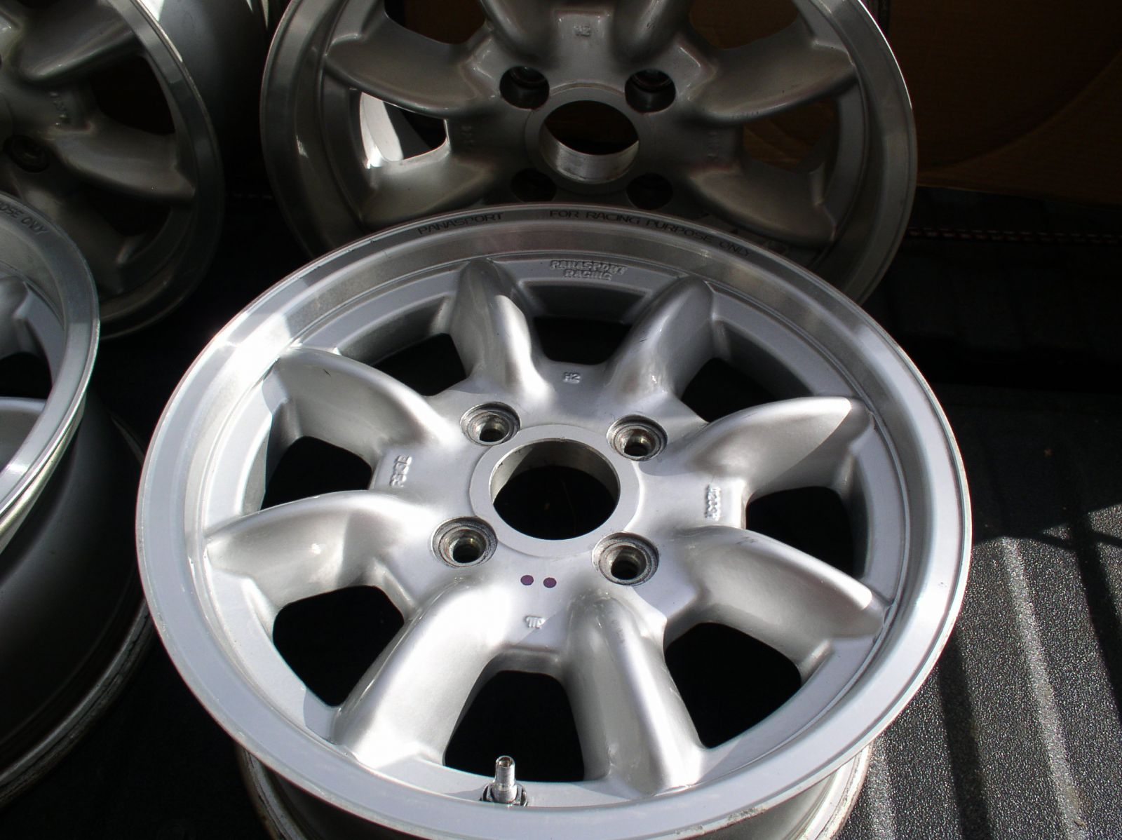 Panasport Wheels for Sale
