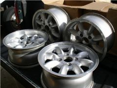 15x7 Panasport Racing Wheels