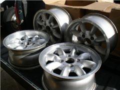 15x7 Panasport Racing Wheels