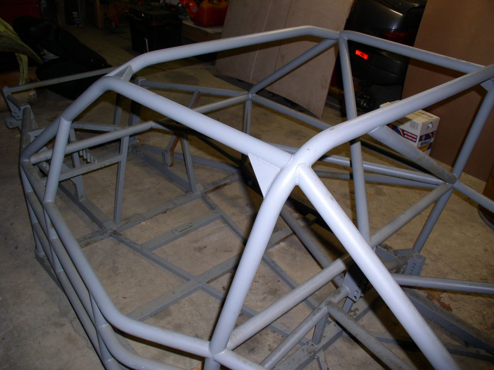 SCCA GTL or GT3 Tube Frame Chassis & QC