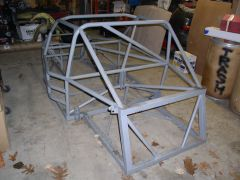 Tube Chassis & Quick Change Photos