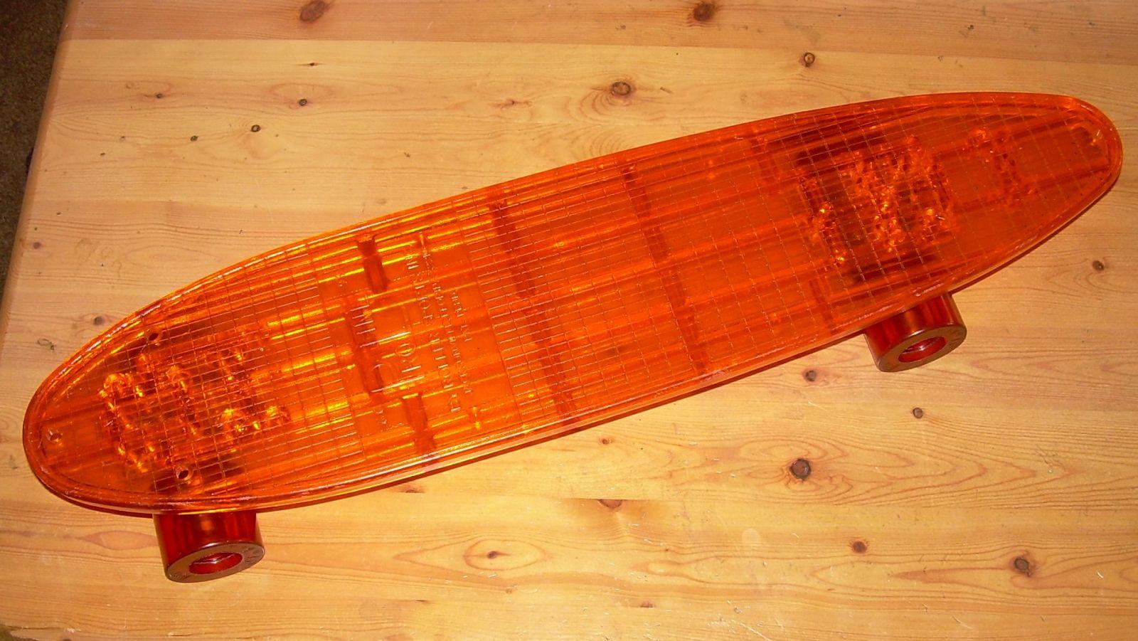 Orange Proline top