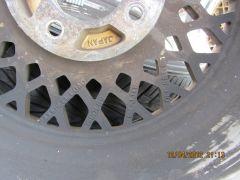 Riken wheel info