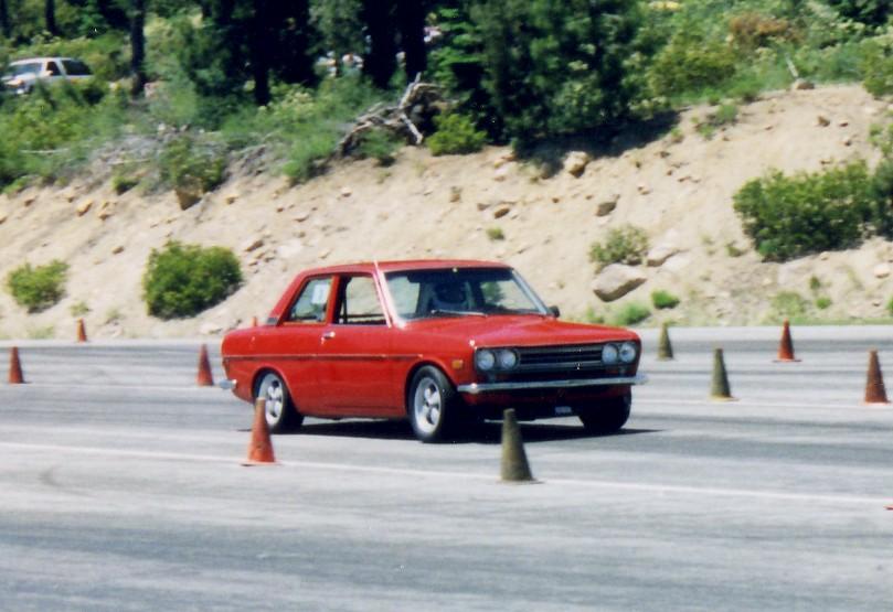 Shasta Autocross