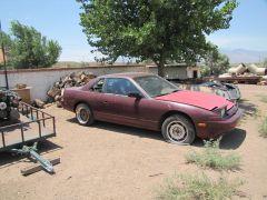 89' 240sx Parts Car