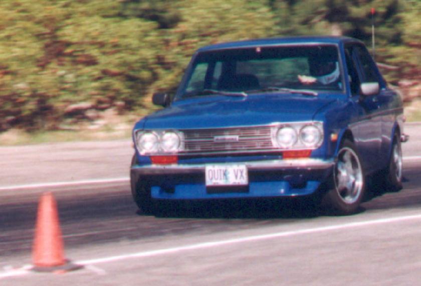 Blue 510