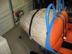 Rear Shell Strap