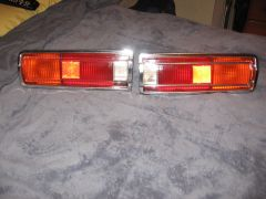 Prep for Euro Tail Lights