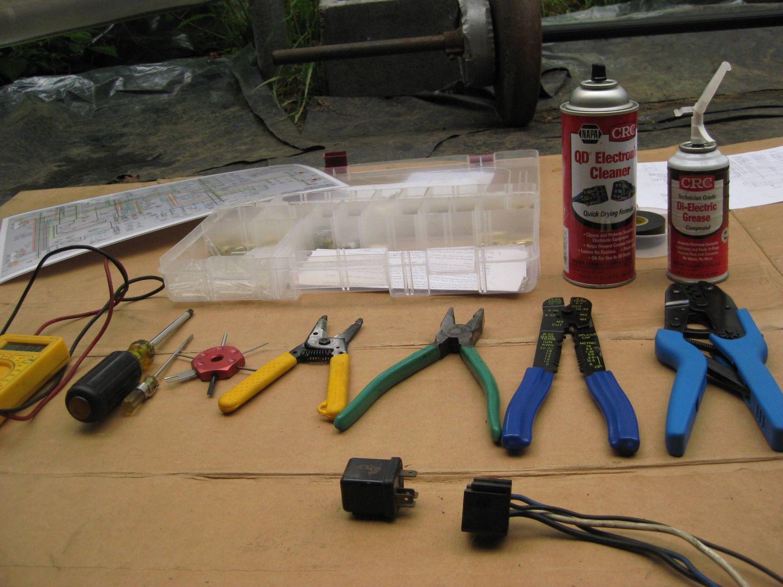 Wire Project Photo No V