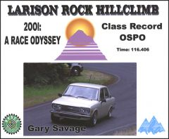 Larison Rock '01 - New Record!!