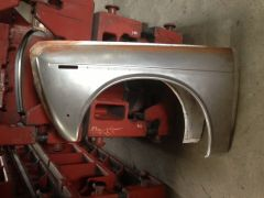 FutoFab Steel Body Panels - Asian/Austalian market Datsun 1600 front fender