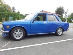 1970 Dark Blue 4 Door