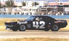 Daytona - Infield hairpin