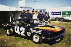 Crew-Daytona