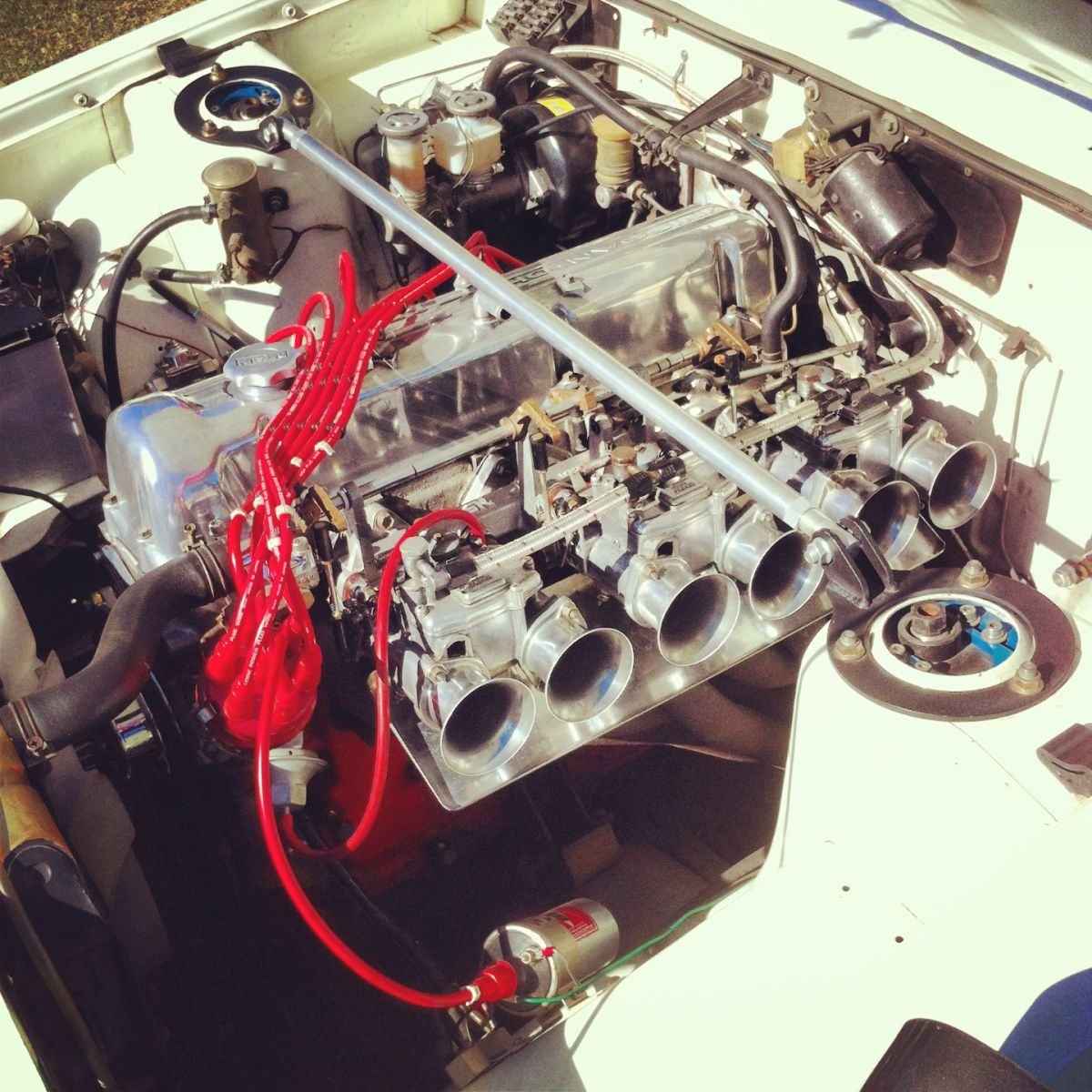 C110 engine