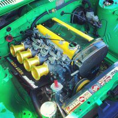 Starlet engine