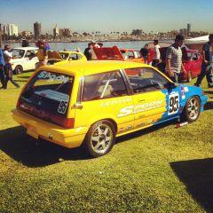 Civic racer