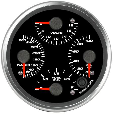 Speedhut gauge