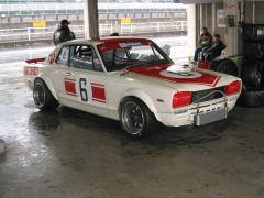 KC10 Skyline Racecar