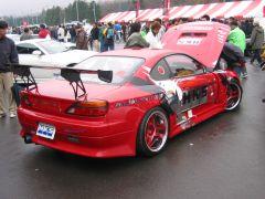 HKS S15 Silvia