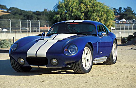 Petty Car, Daytona Coupe, other race cars