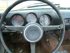 1968 Datsun Roadster