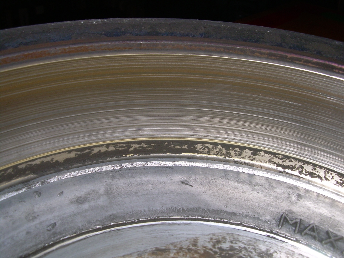 Worn out 240Z Drum