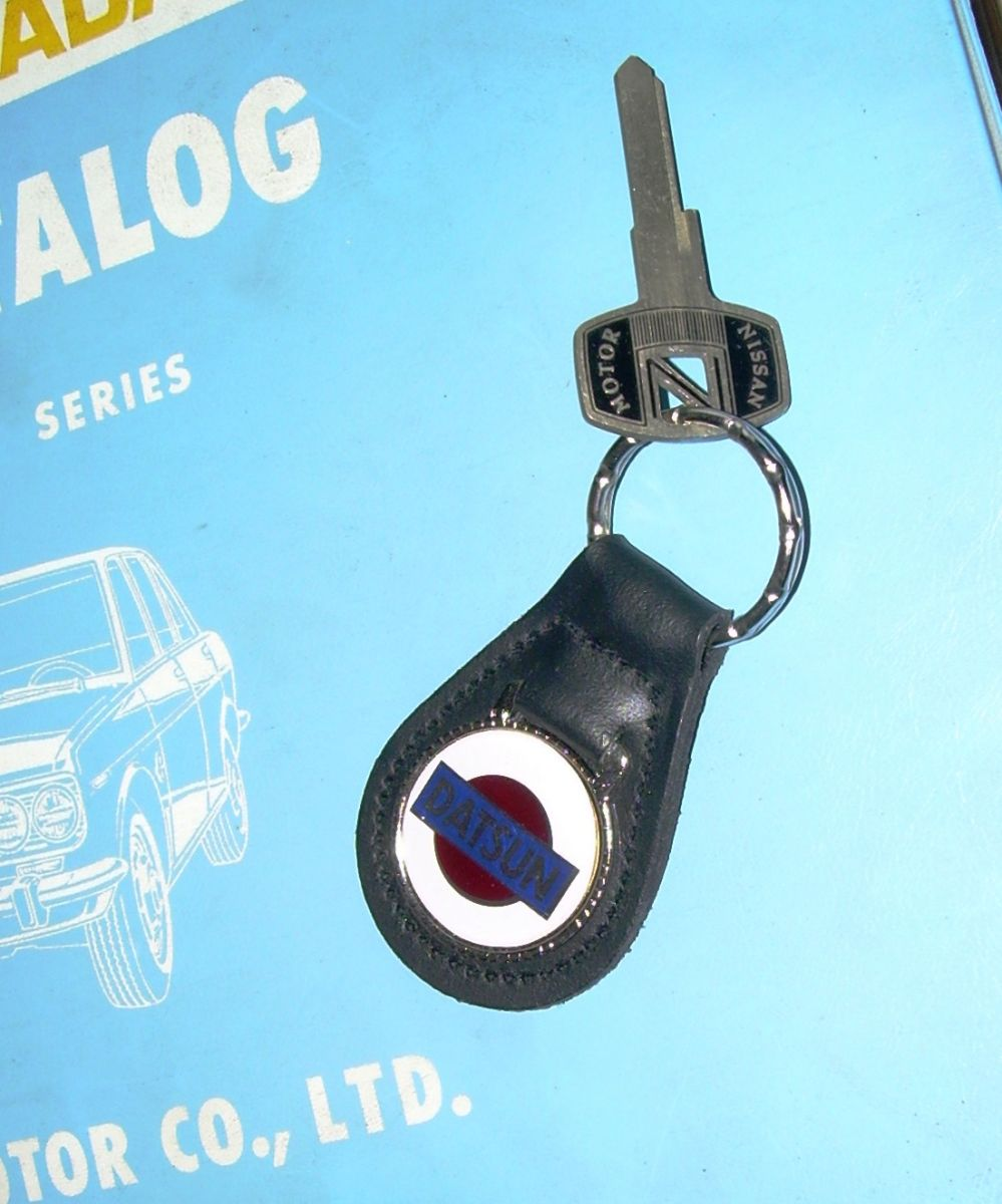 Datsun Key FOB (1 of 2)