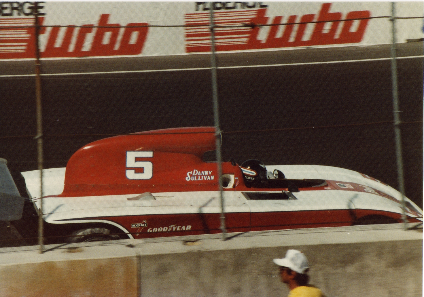 Danny Sullivan '82 Caesars Palace GP