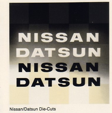 Datsun_Nissan_Diecuts