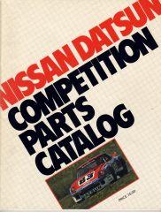 '83 Datsun Comp Catalog