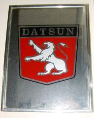 Early Datsun Logo Mirror