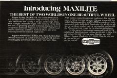 Minilite Maxlite wheels