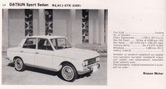 '67 Datsun RL411