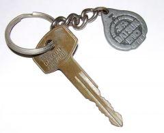 2.5 T/A Key Fob