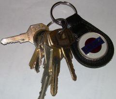 Datsun Key Fob