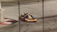 Enduro Kart Long Beach GP Hairpin '84