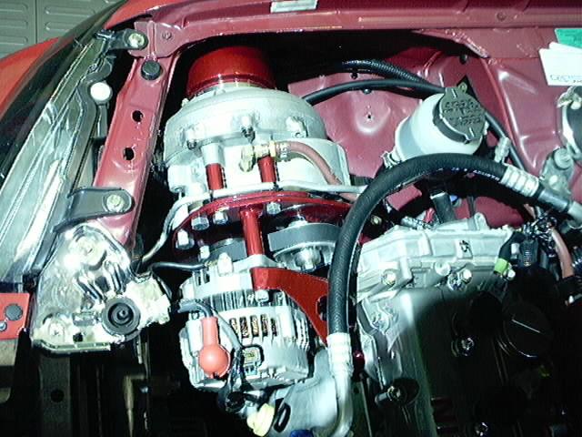 B15 Supercharger