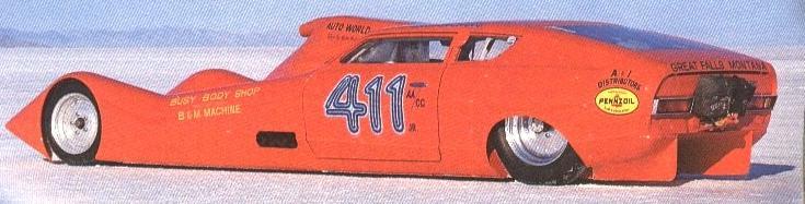 Fastest 1977 B210
