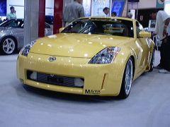 Yellow 350Z