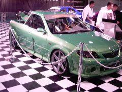 NON Datsun show cars