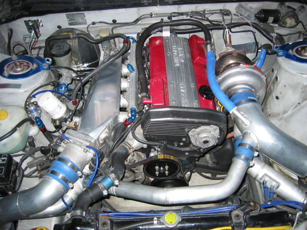 530hp CA18DET Silvia