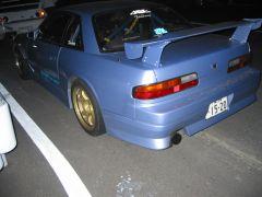 Box flare S13 sister car