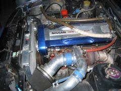 RB26DET powered S13 Silvia
