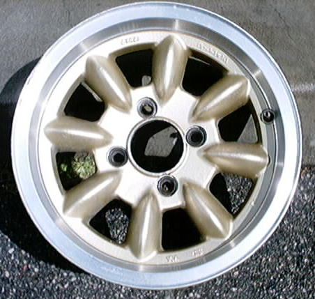 Enkei wheel